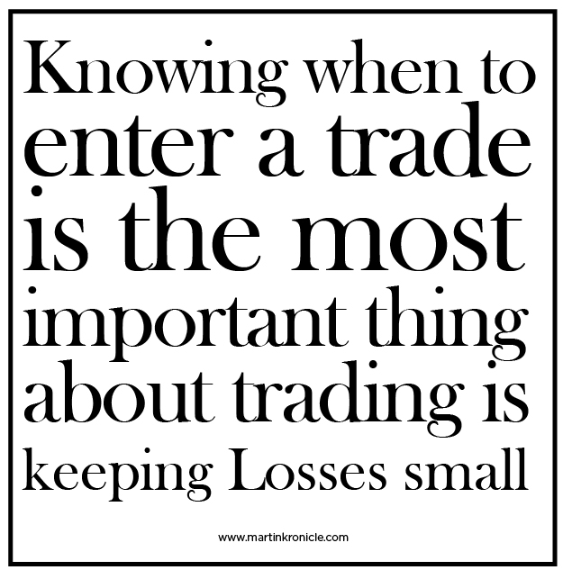 trad 2 11 The Most Important Thing About Trading...